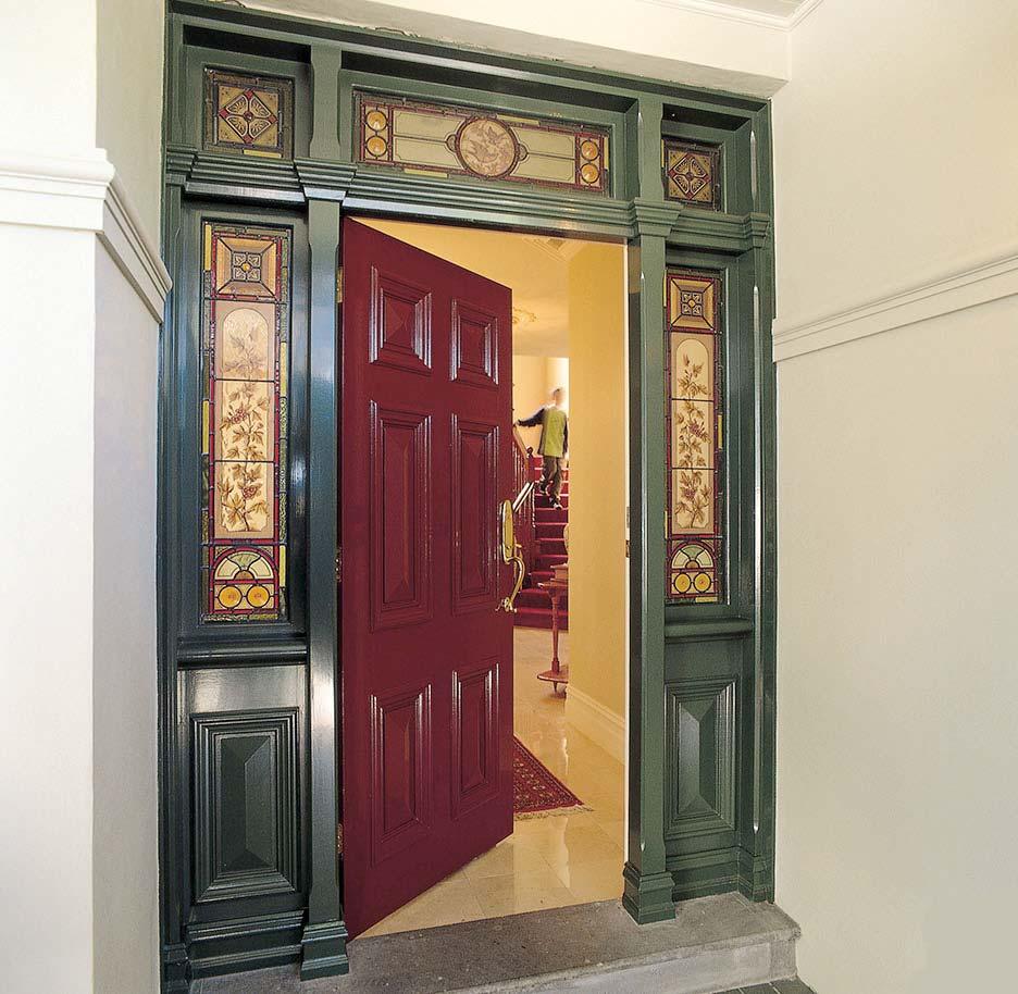 period style doors