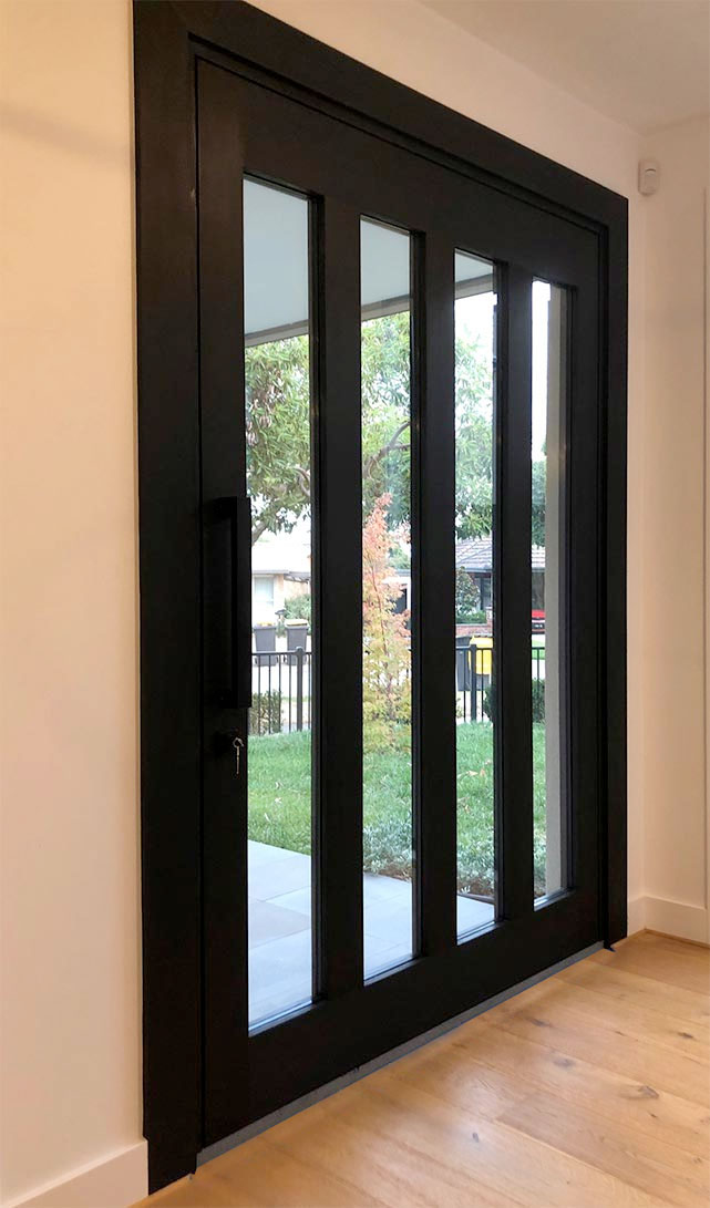 pivot timber doors image