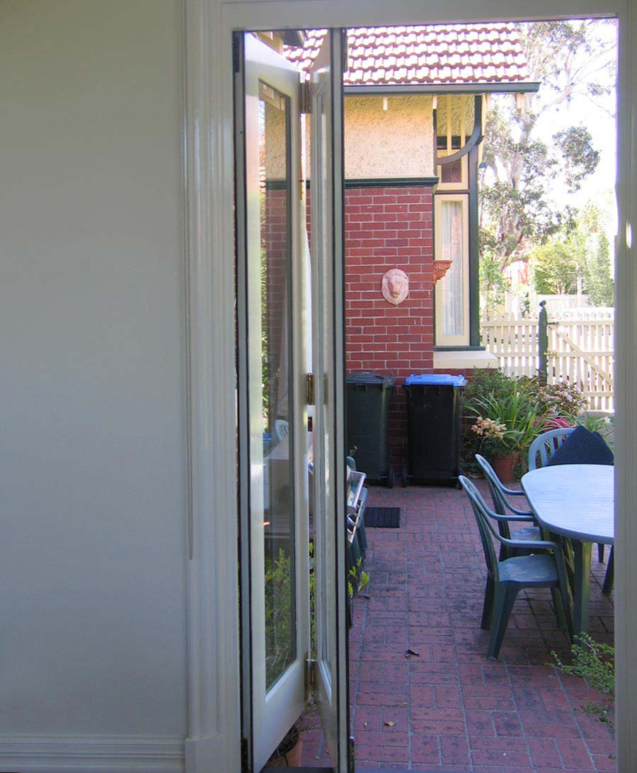 bi folding doors image