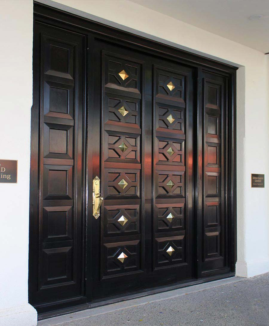 custom entrance doors Toorak & Canterbury