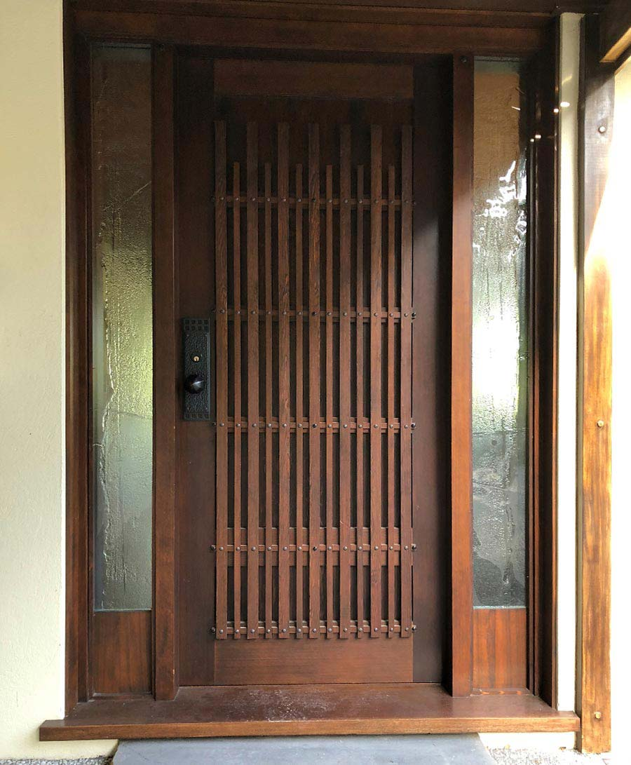 Custom made Timber Doors Kew Melbourne