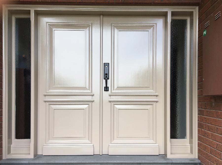 timber entrance doors melbourne