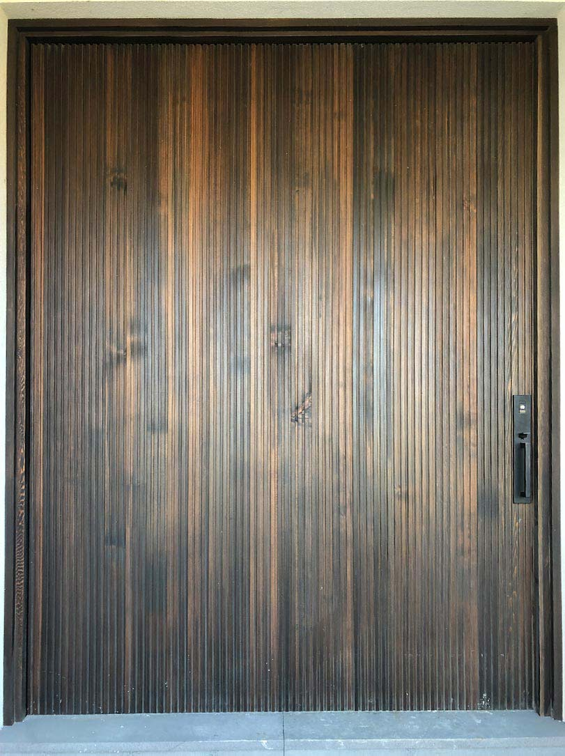 timber front doors Brighton & Canterbury, Melbourne