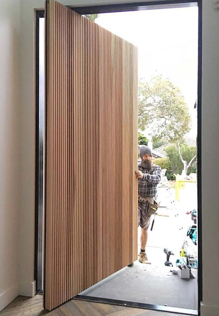 modern Front Doors Toorak