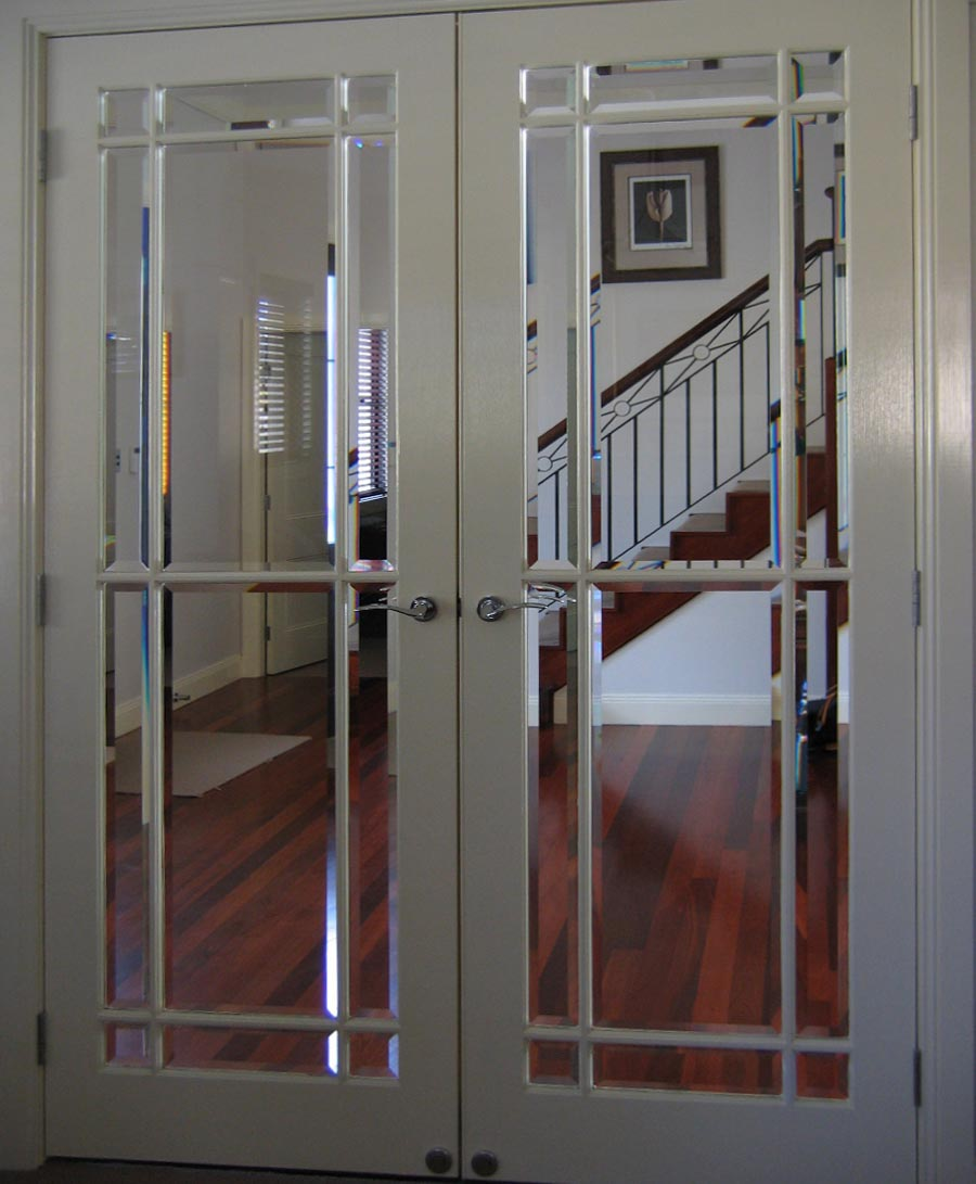 internal glass doors melbourne