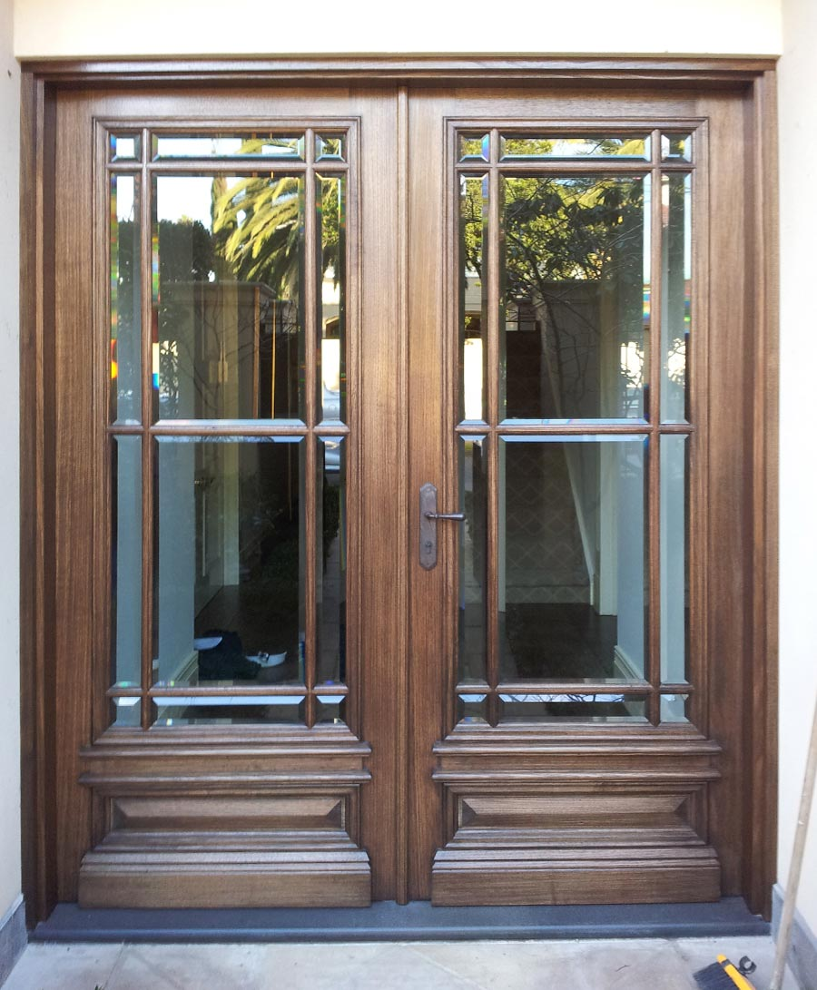 entrance doors with glass latest design