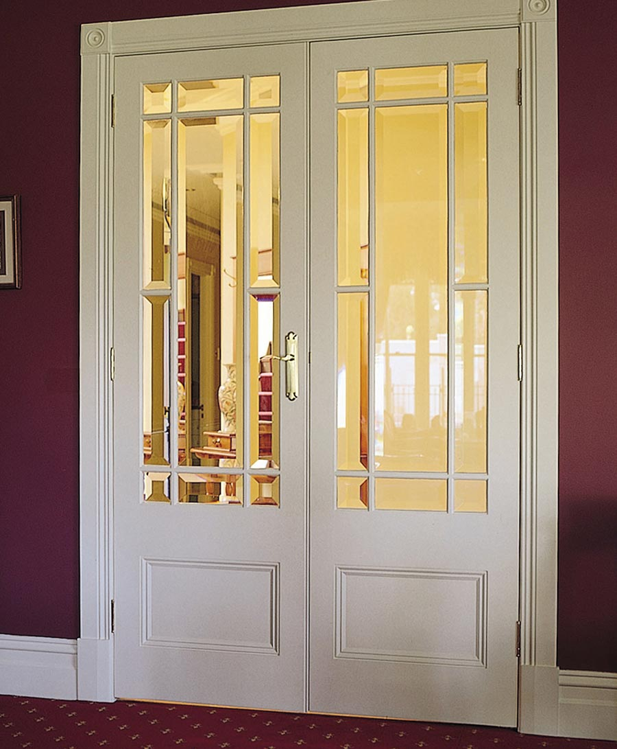 entrance doors with glass Melbourne