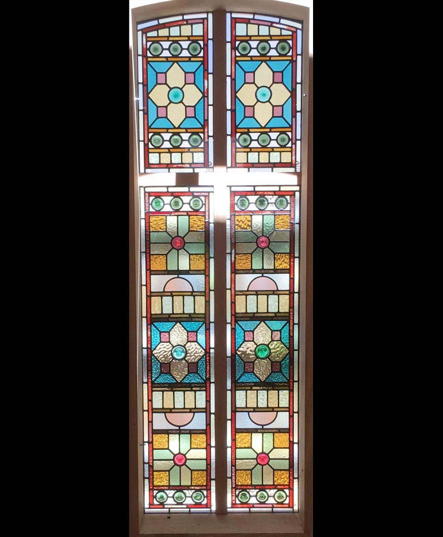 Victorian Stained Glass Windows Melbourne