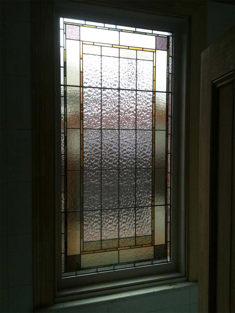 Triple glazing latest design
