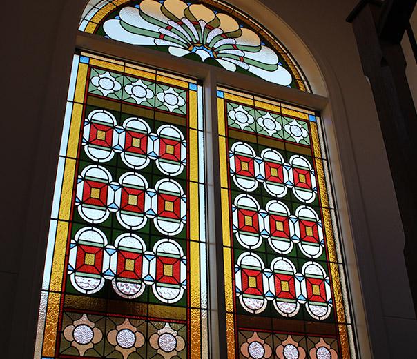 Leadlight Windows