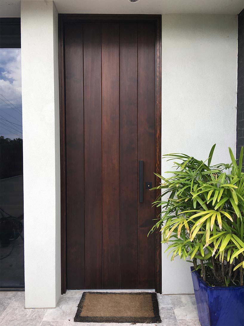 Wooden Doors Melbourne Hawthorn