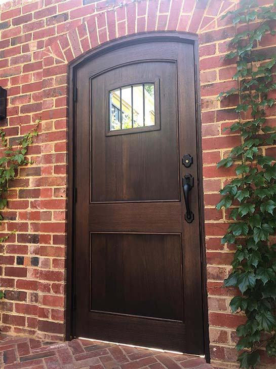 custom iron doors Melbourne
